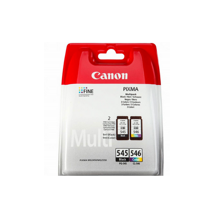 CANON PG-545+CL-546 INK JET MULTI.BLI(X)