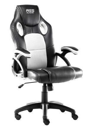 CORTEK RS5 GAMING CHAIR WHITE