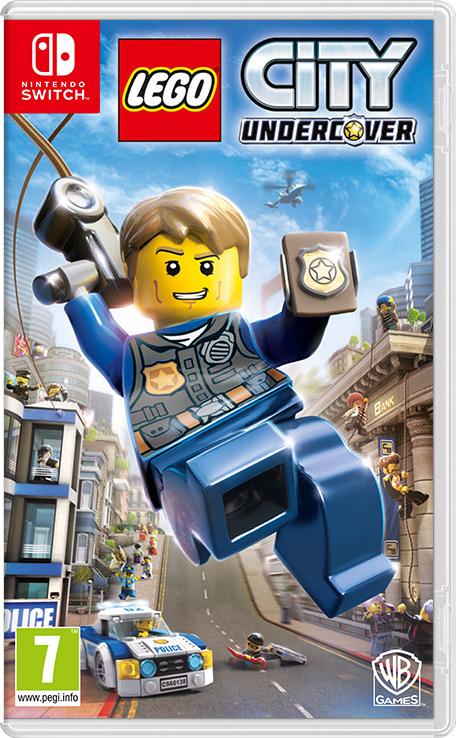NINTENDO 3DS Lego City Undercover : TCB