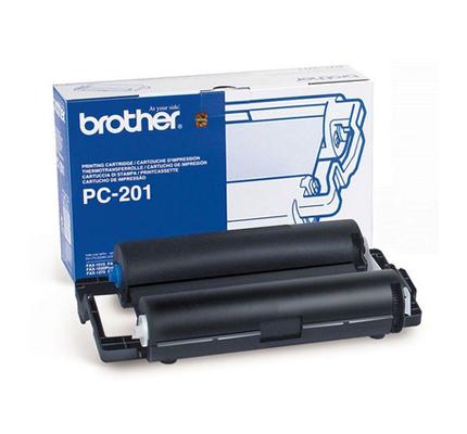 BROTHER PC-201 NASTRO NERO TTR