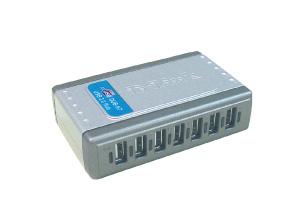 D-Link DUB-H7 7 Port USB 2.0 Hub- 7