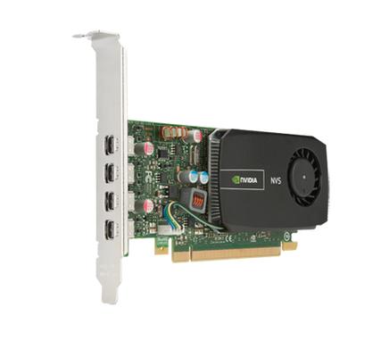 HP NVIDIA NVS 510 2 GB