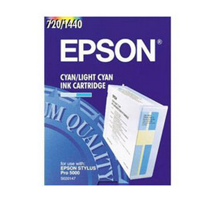 EPSON SP5000 S020147 INK JET CIAN(N)#**