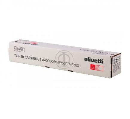 OLIVETTI B0992 TONER MAGENTA