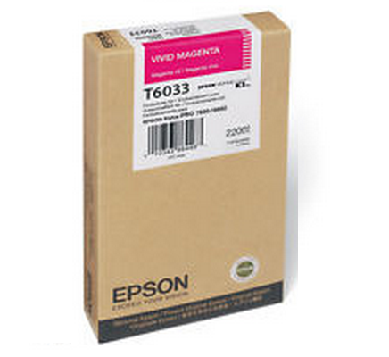 Epson Sp7880 T603300 Magenta Vivid (n)