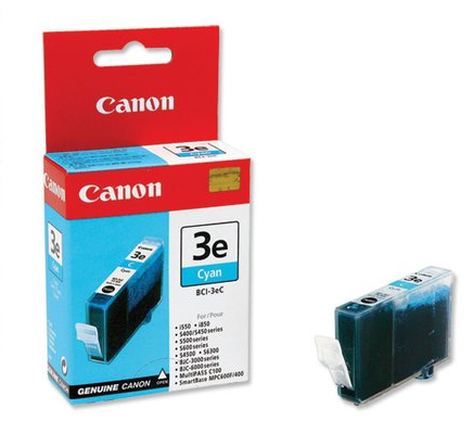 CANON BCI-3eC INK JET CIANO (X)