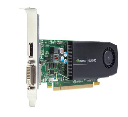 HP NVIDIA Quadro 410 512 MB