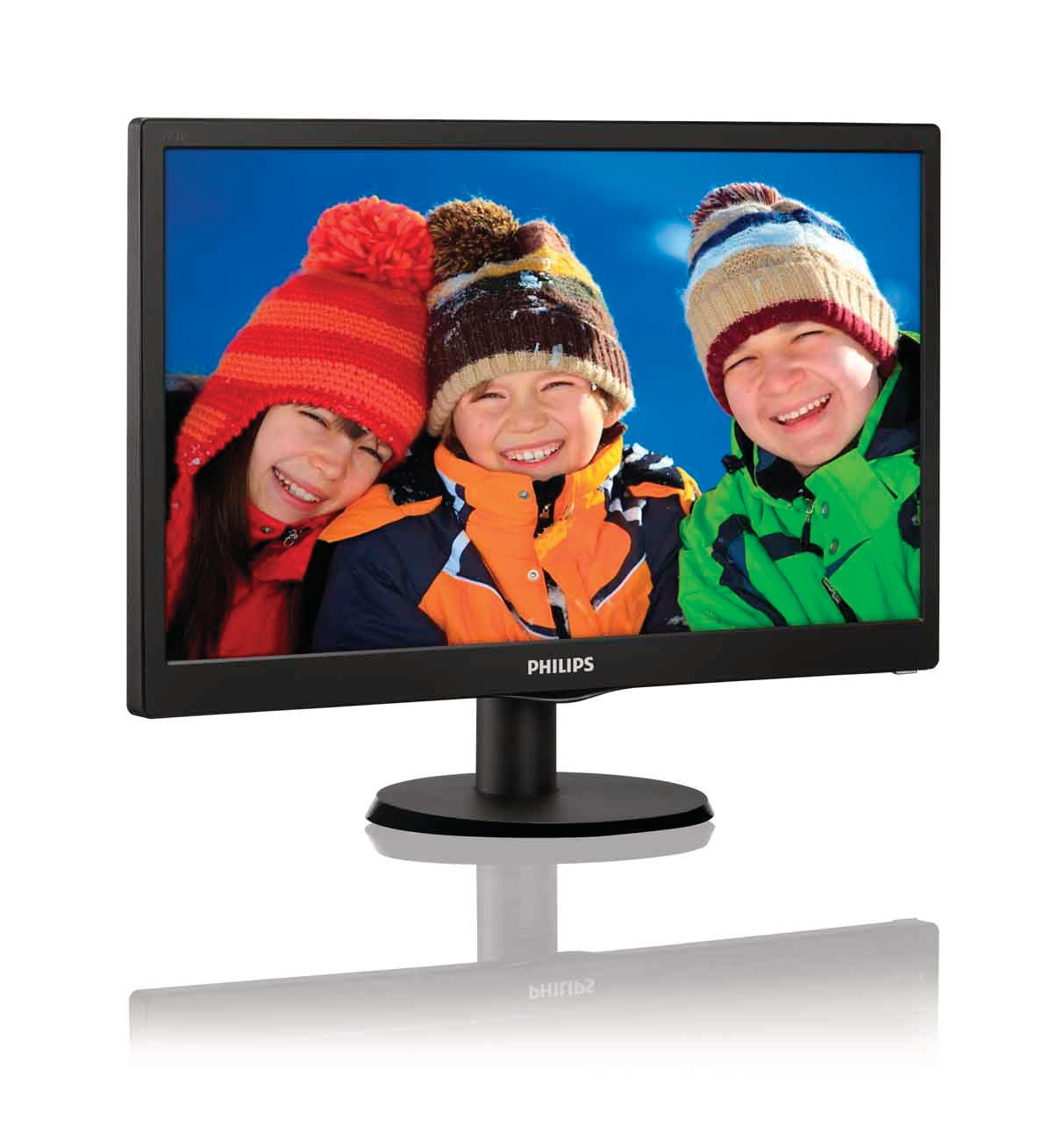 PHILIPS MONITOR LED 18.5