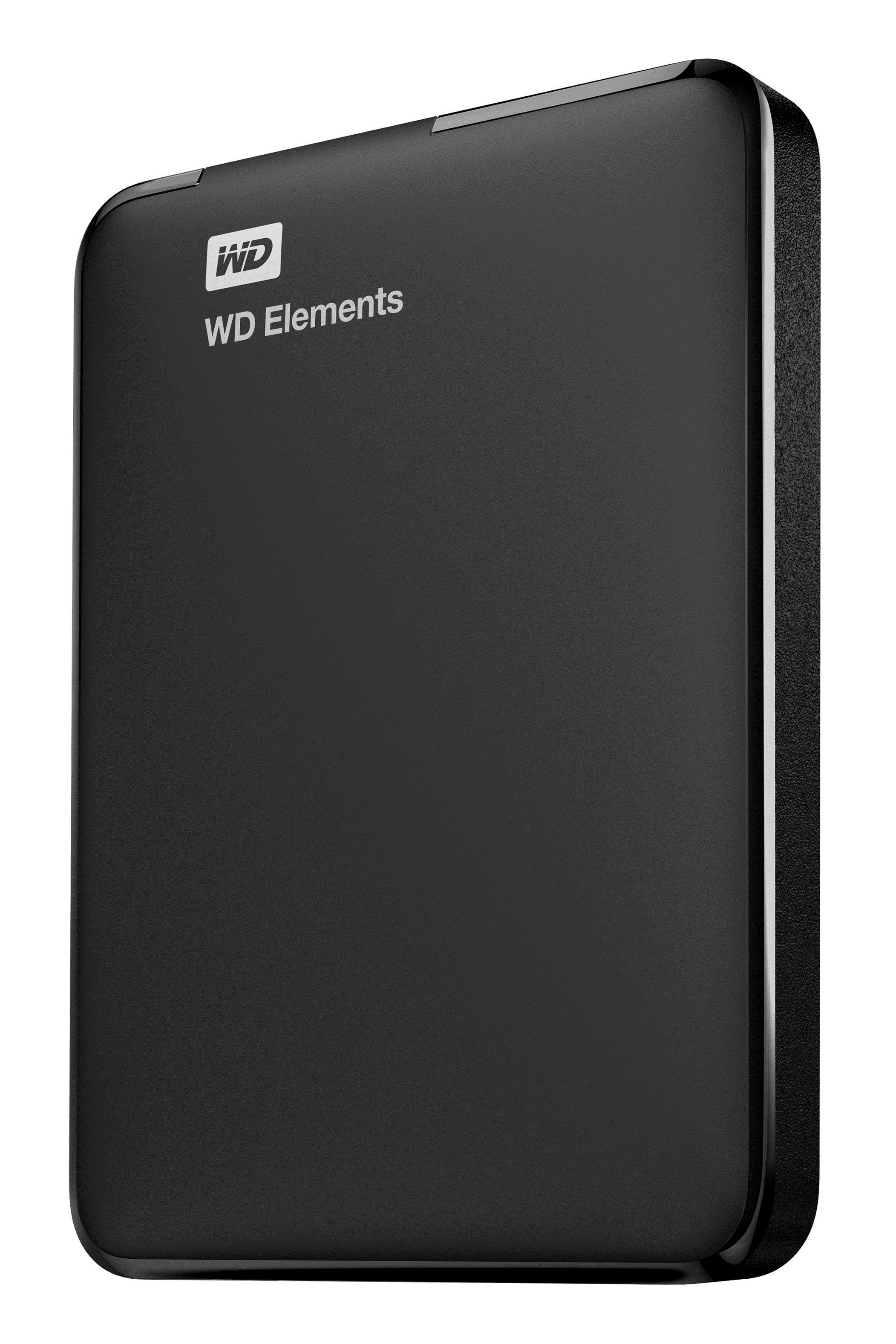 Western Digital Elements 2.5 2Tb Black
