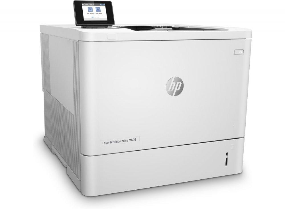 HP Stampante LaserJet Enterprise M608N