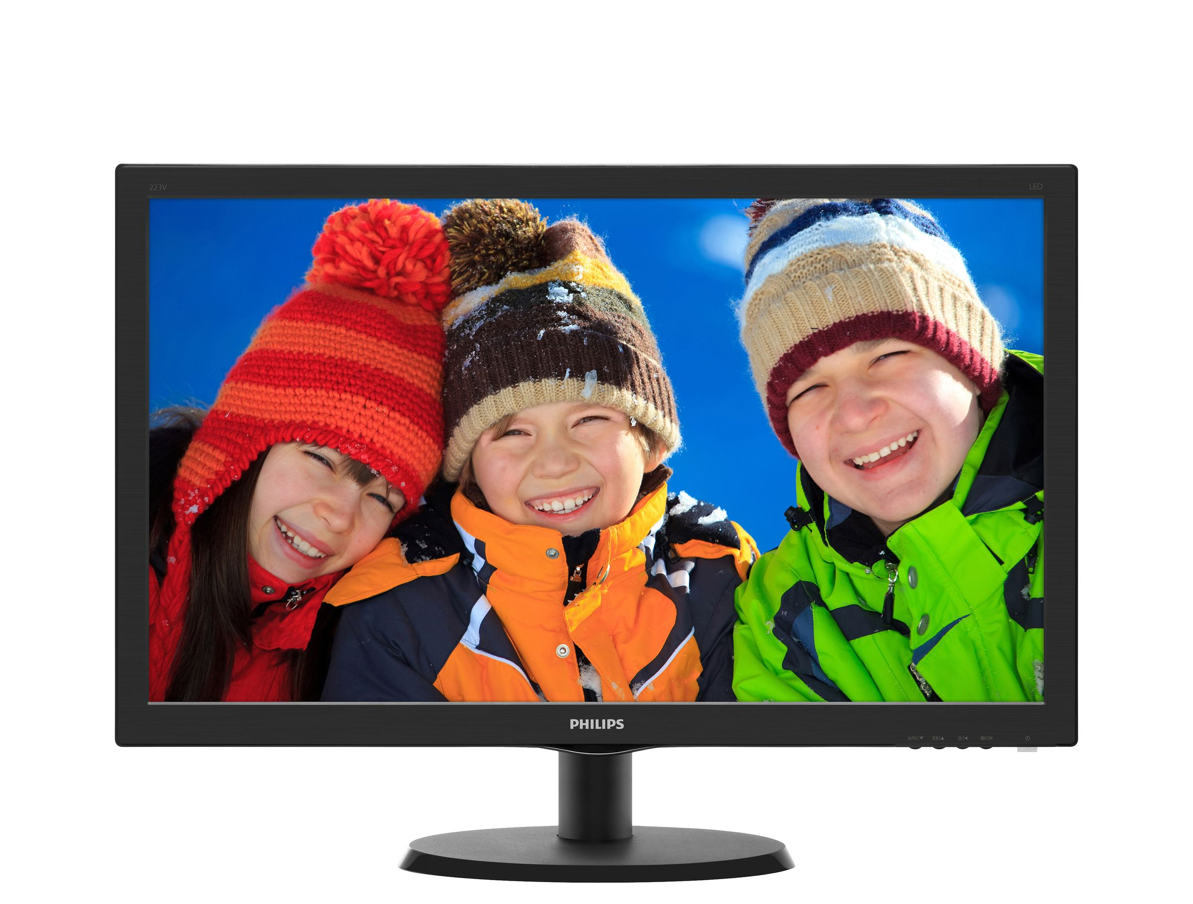 PHILIPS MONITOR LED 21.5