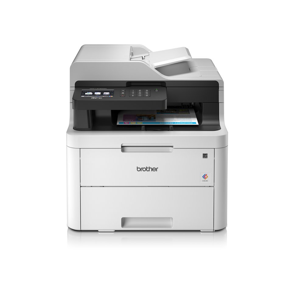 Brother Multifunzione MFC L3730CDN