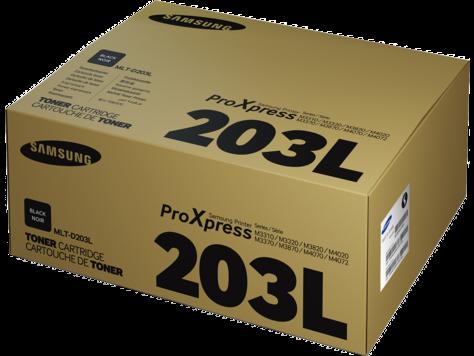 Hp S-printing Toner Nero Mlt-d203l