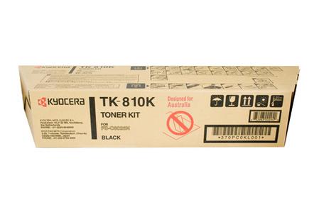 Kyocera Tk-810k Toner Nero (d)