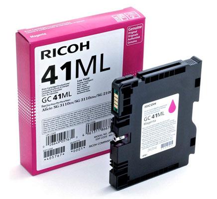 RICOH RHGC41LM 405767 INK GEL MAG --