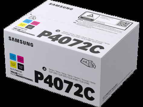 Hp S-printing Toner Multipack Clt-p4072c