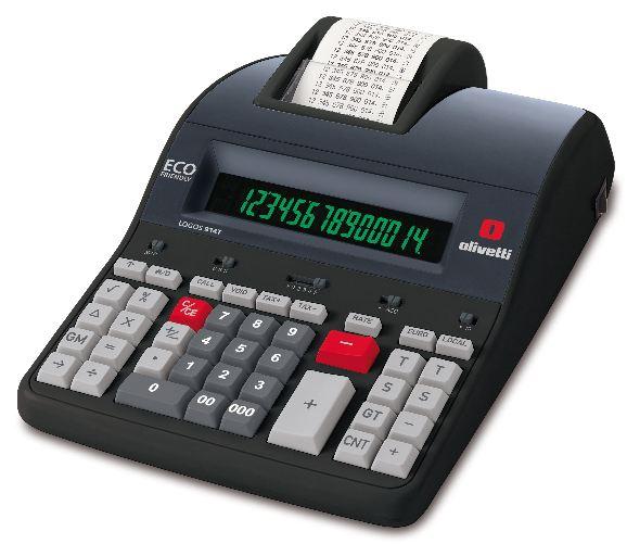Olivetti Calcolatrice Logos 914T