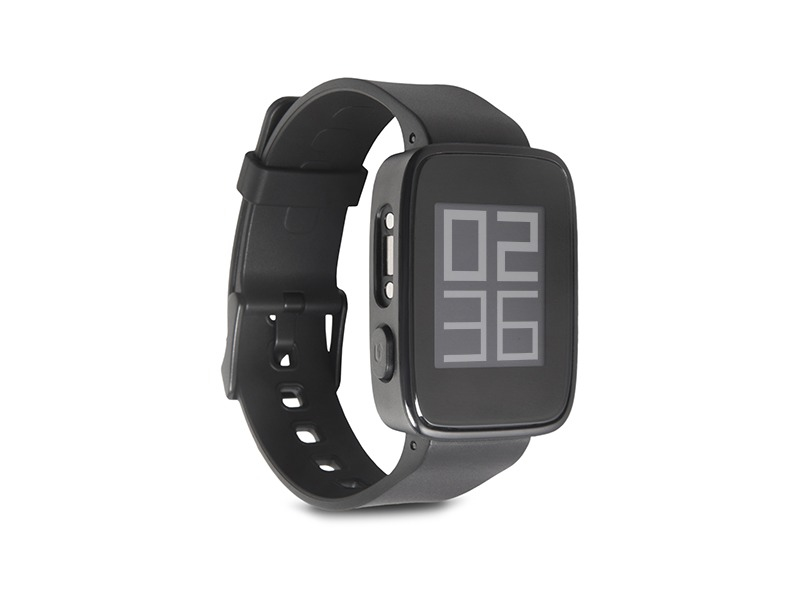 Goclever Chronos Eco Black Smartwatch