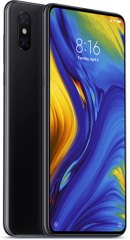 XIAOMI MI MIX 3 ONIX BLACK 128GB/6GB
