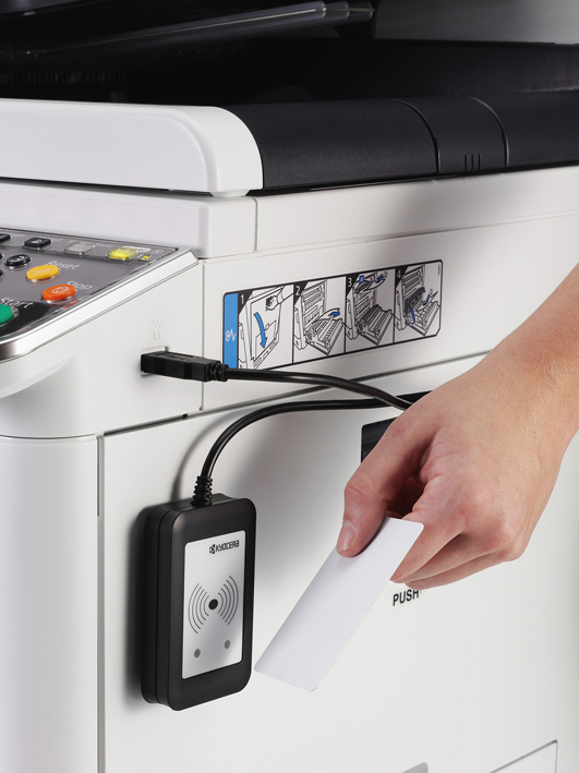 Kyocera Card Authentication Kit(B) AC