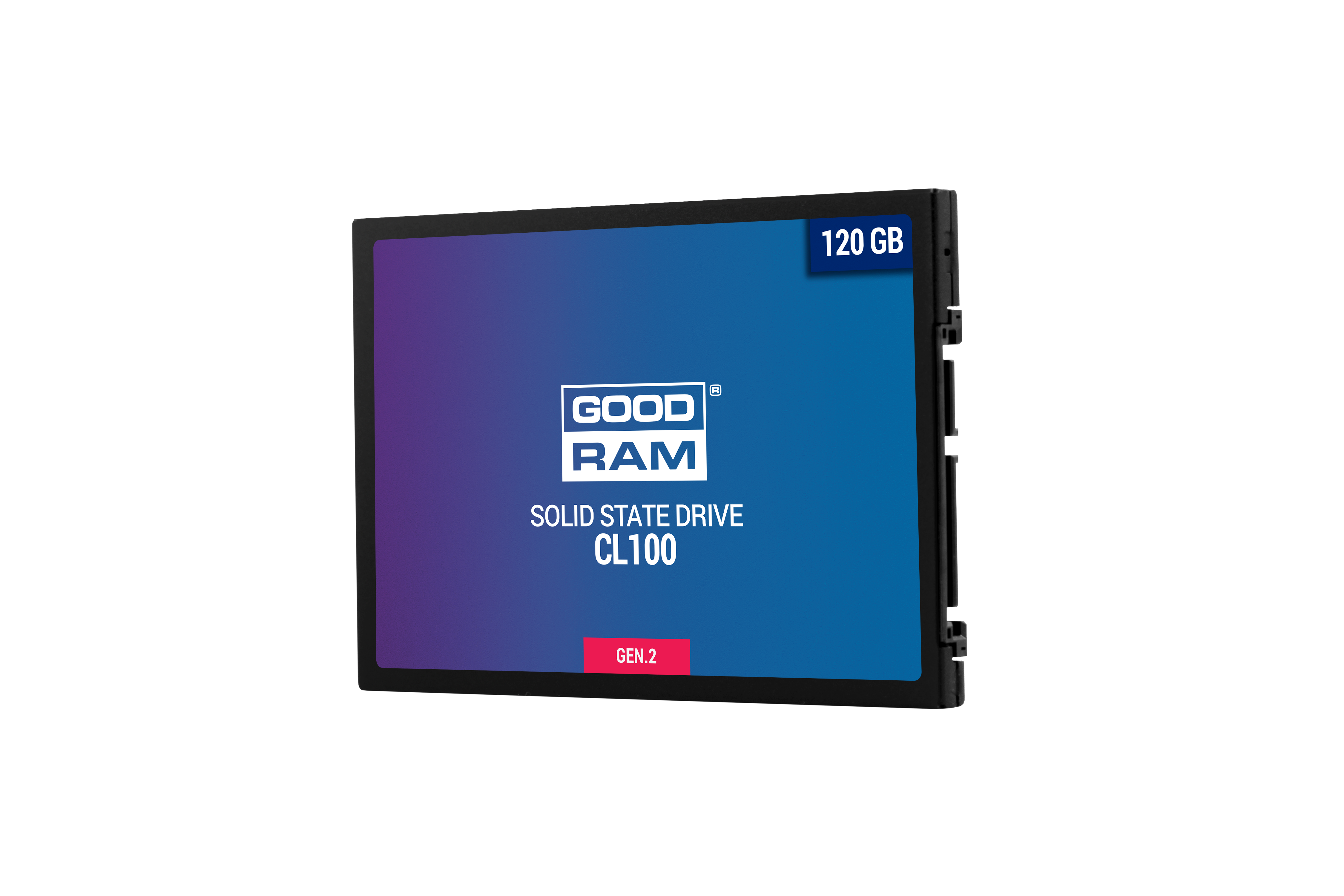 GOODRAM SSD120GB SATA III 2,5 RETAIL