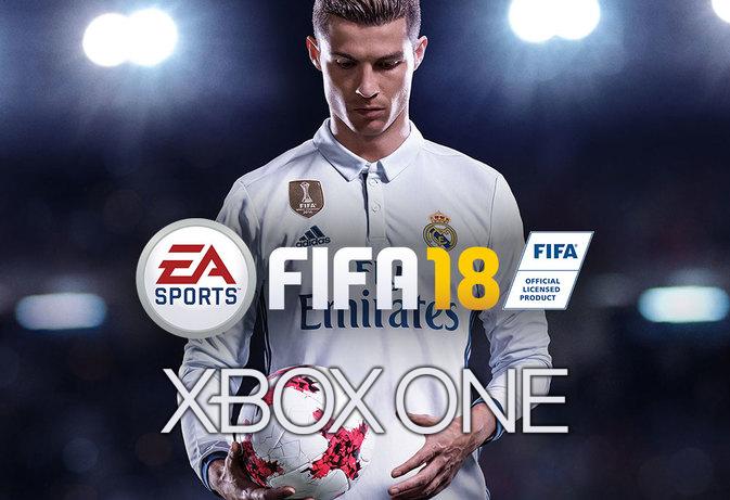 EA XONE FIFA 18 RONALDO EDITION 26/09/17