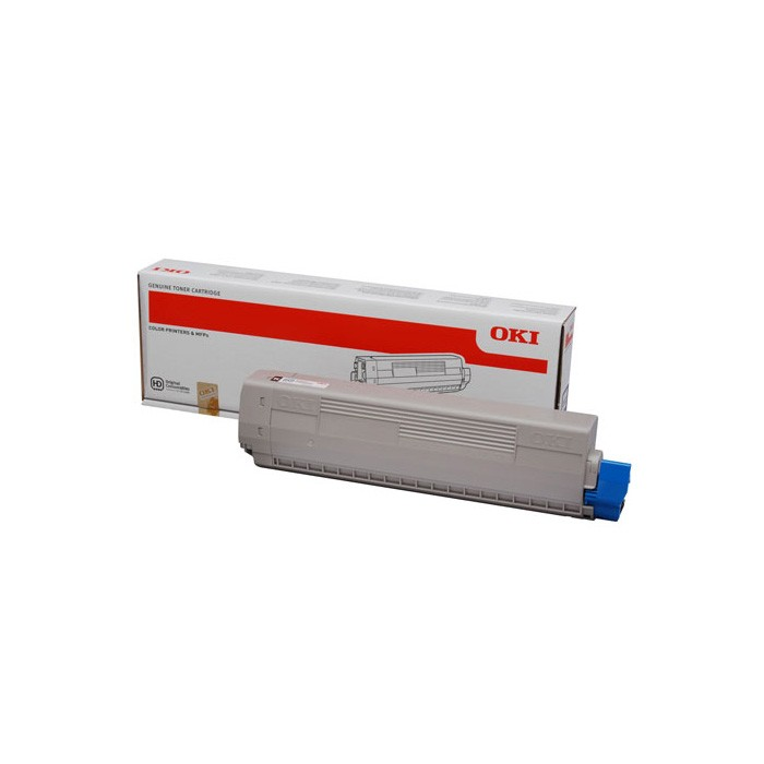 OKI MC300 TONER NERO 3.5K