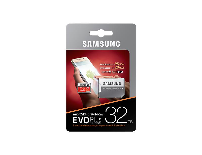 SAMSUNG MICRO SD HC 32GB
