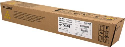 Ricoh C6003ylw 841854 Toner Giallo