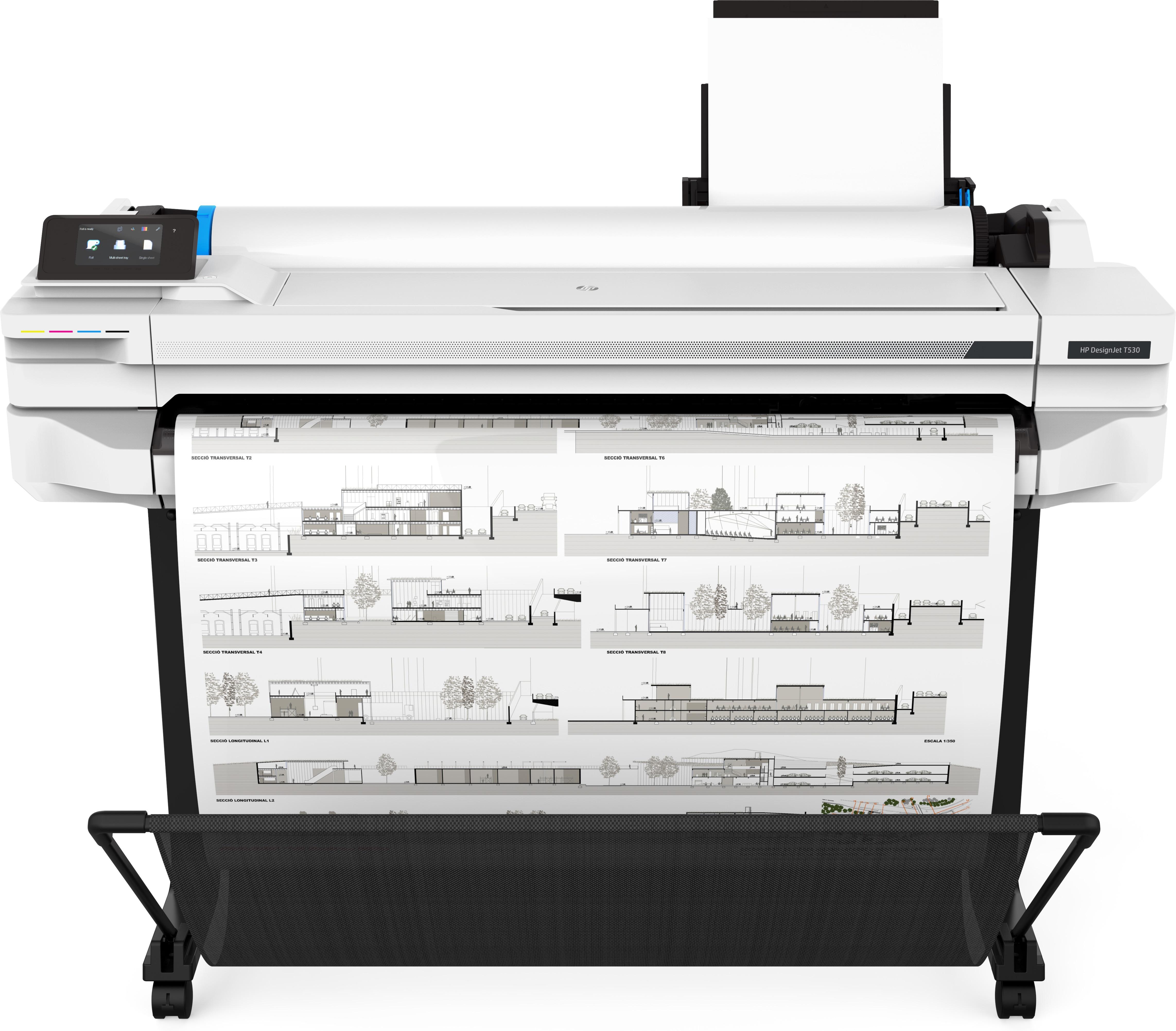 HP Stampante Designjet T530