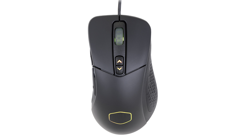COOLER MASTER GAMING MOUSE