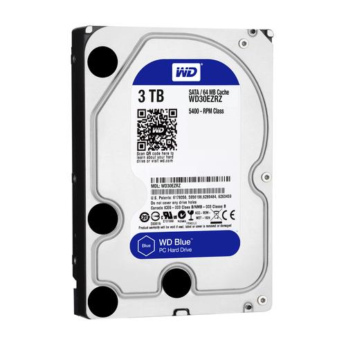 Western Digital HDD INT 3.5 3TB SATA600