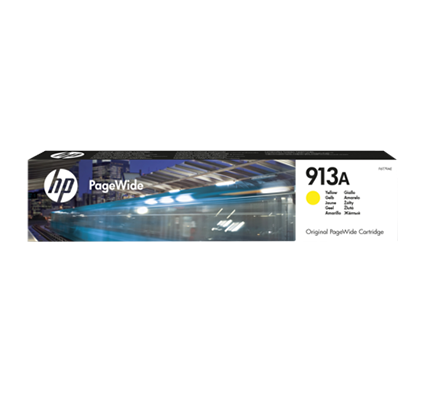 HP F6T79AE HP 913A INK GIALLO PAGEWIDE