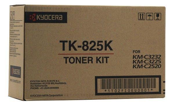Kyocera Tk-825k Toner Nero (h)