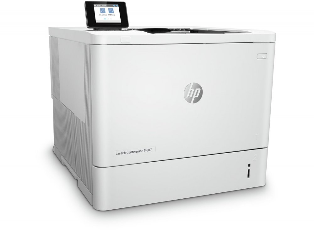 HP Stampante LaserJet Enterprise M607N