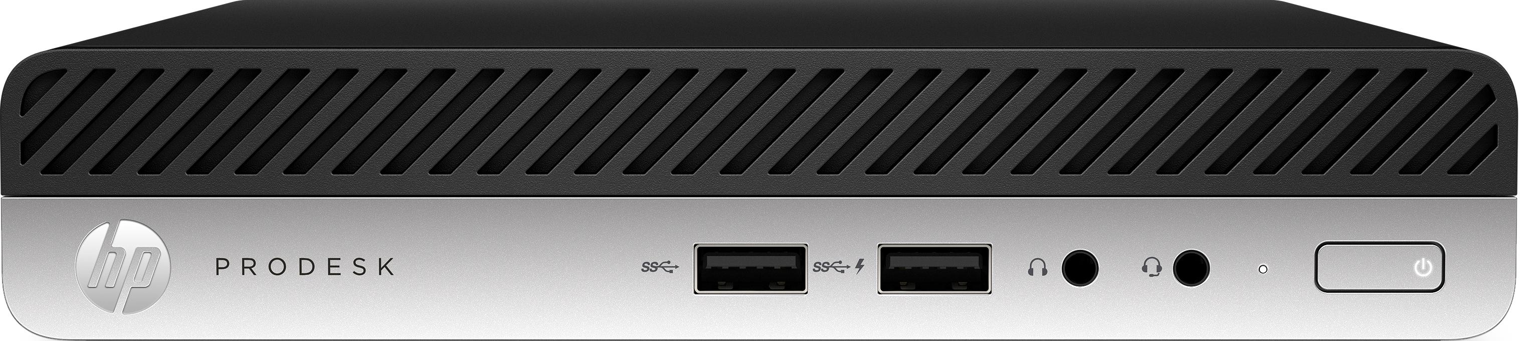 HP Core i5-8500T 16GB 512SSD W10P