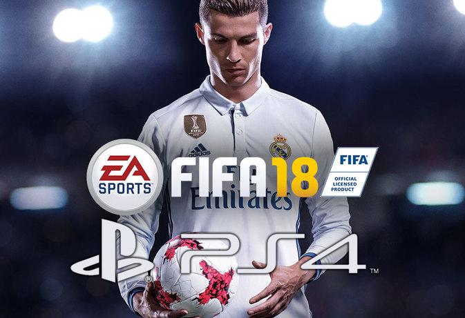 EA FIFA 18 PS4