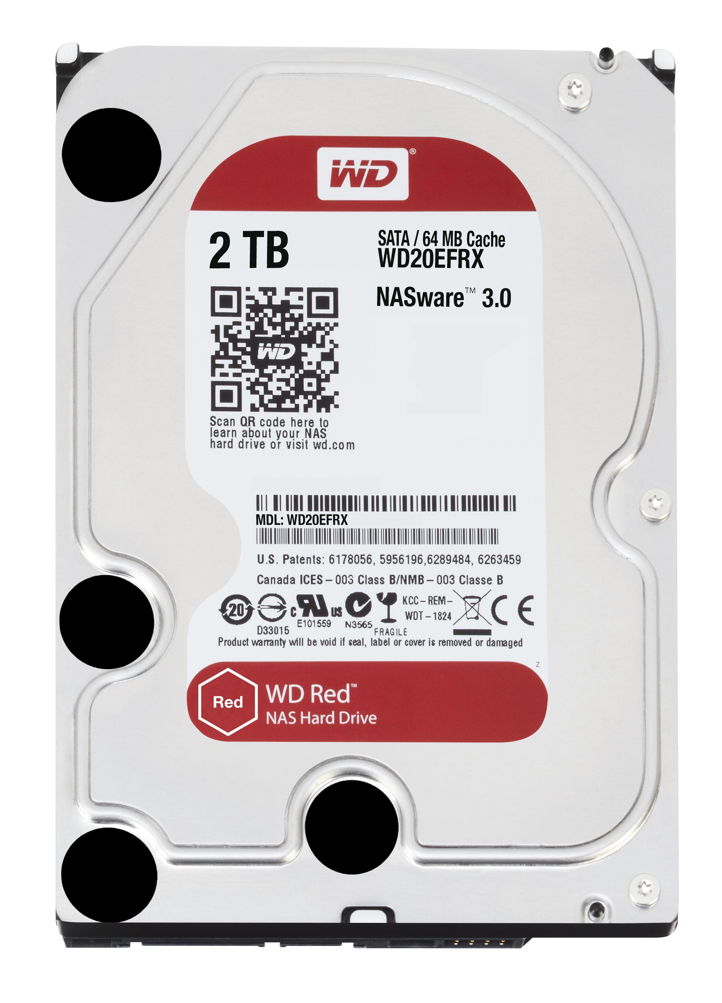 Western Digital HD Interno 2Tb