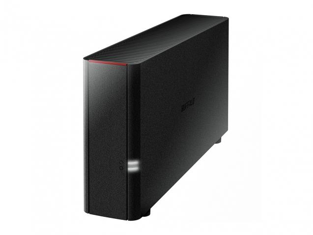 Buffalo LS 210 2TB NAS 1x 2TB HDD 1x GB