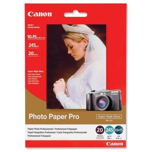 CANON CARTA PR-101 4 x6x 25 CONFEZIONI*#