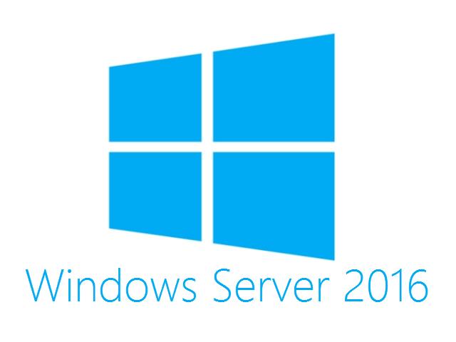 HP Microsoft Windows Server 2016 Standa