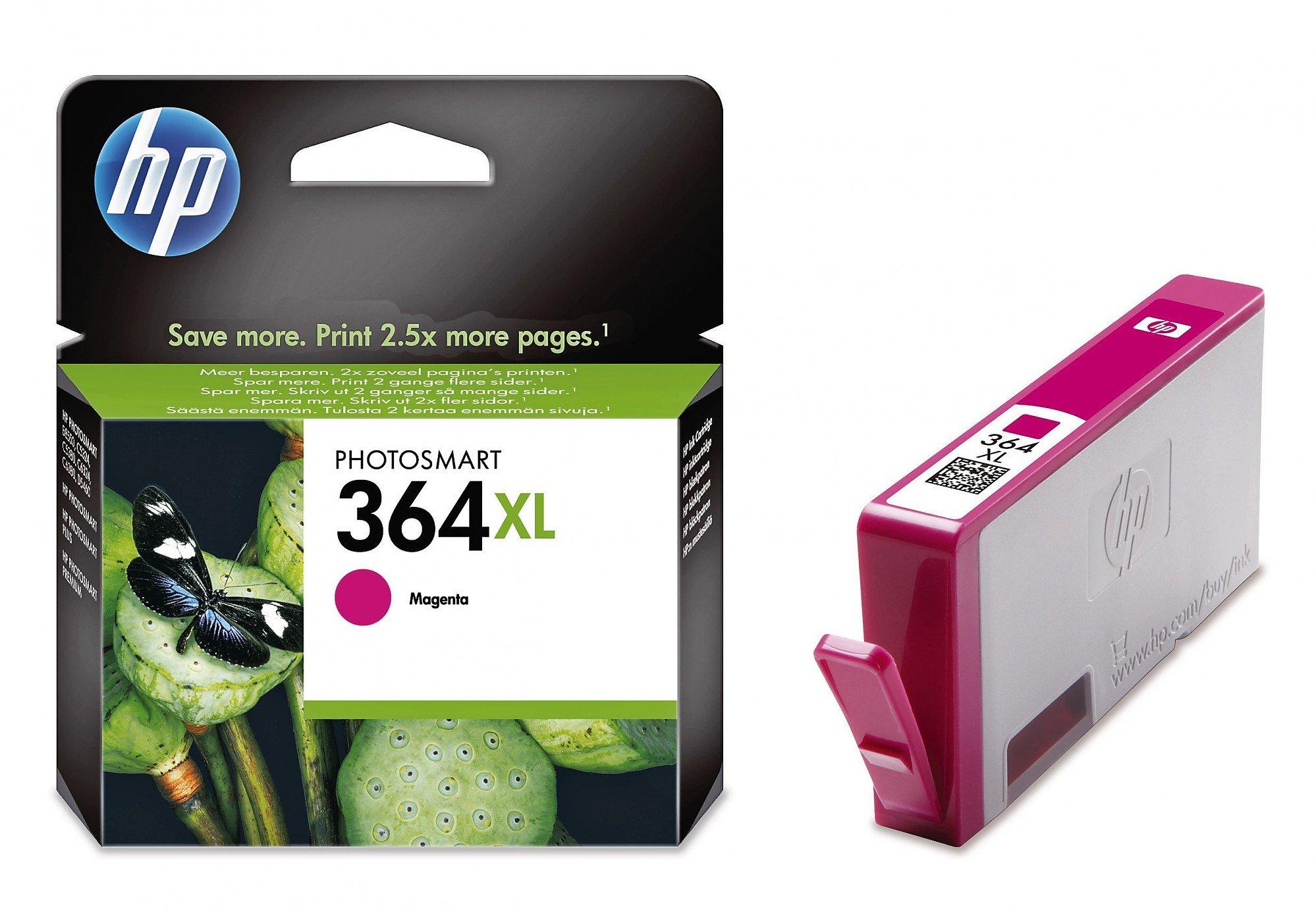 HP CB324EE N364XL INK JET MAGENTA