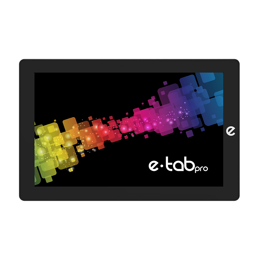 E-TAB Tablet PRO WiFi 64 GB Win 10 Edu