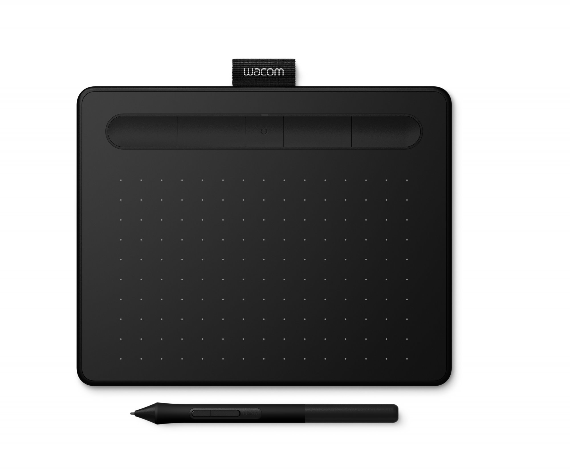 WACOM INTUOS SMALL BLUETOOTH TAV+PEN BLK