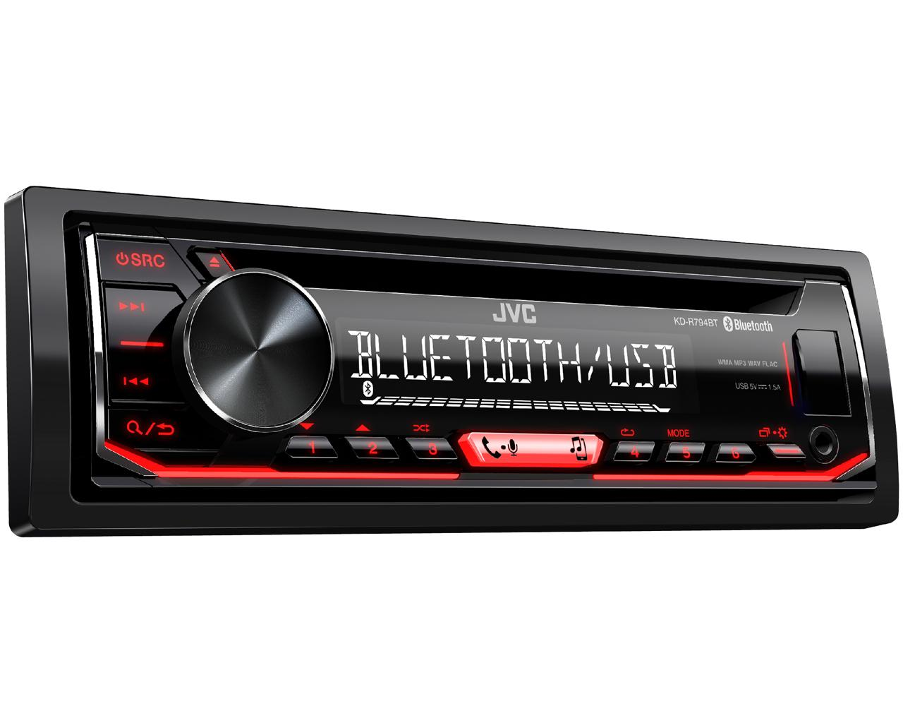 JVC AUTORADIO - KD-R794BT Mp3 Usb Aux BT