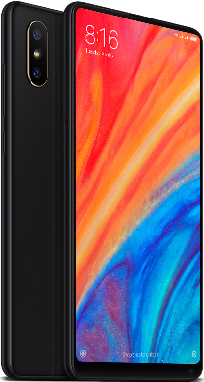XIAOMI MI MIX 2S BLACK 5,99 128GB/6GB