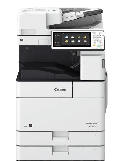 Canon Multifunzione iR Advance 4551i