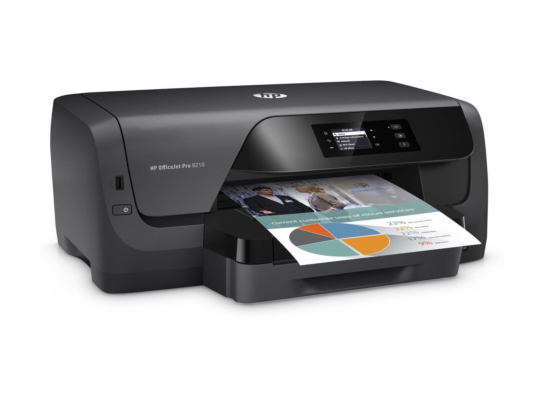 HP Stampante Officejet Pro 8210 ^