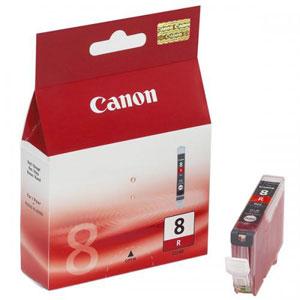 Canon Cli-8r Ink Jet Rosso (x)