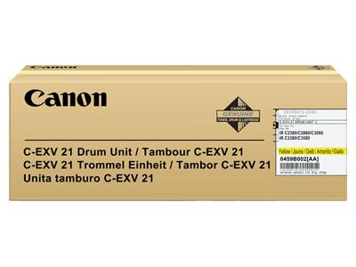 CANON C-EXV 21 DRUM GIALLO (C)